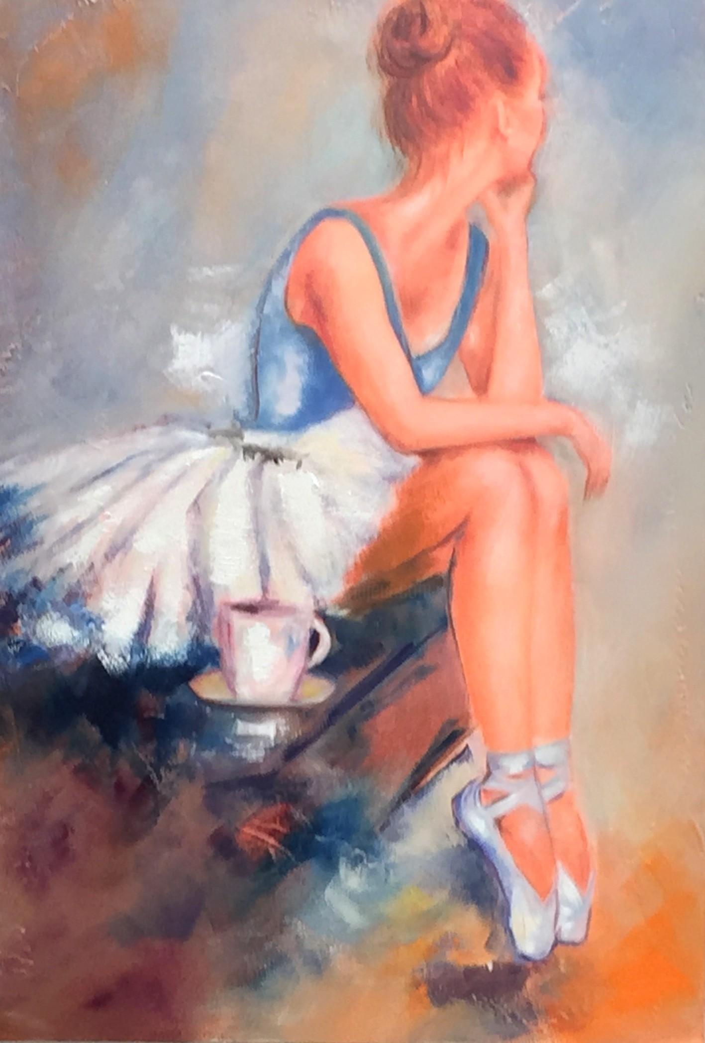 Martine GREGOIRE - La petite danseuse