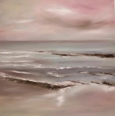 Peinture Marine, huile, impressionnisme, œuvre d'art par Martine Gregoire